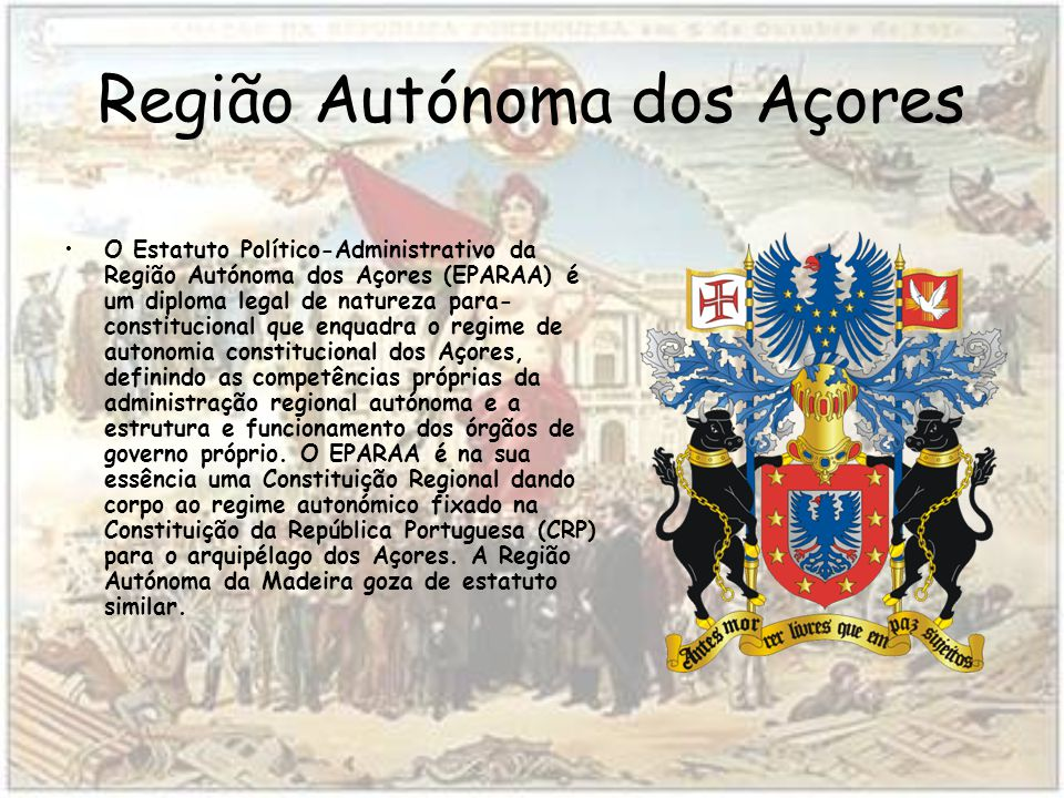 Região Autónoma dos Açores