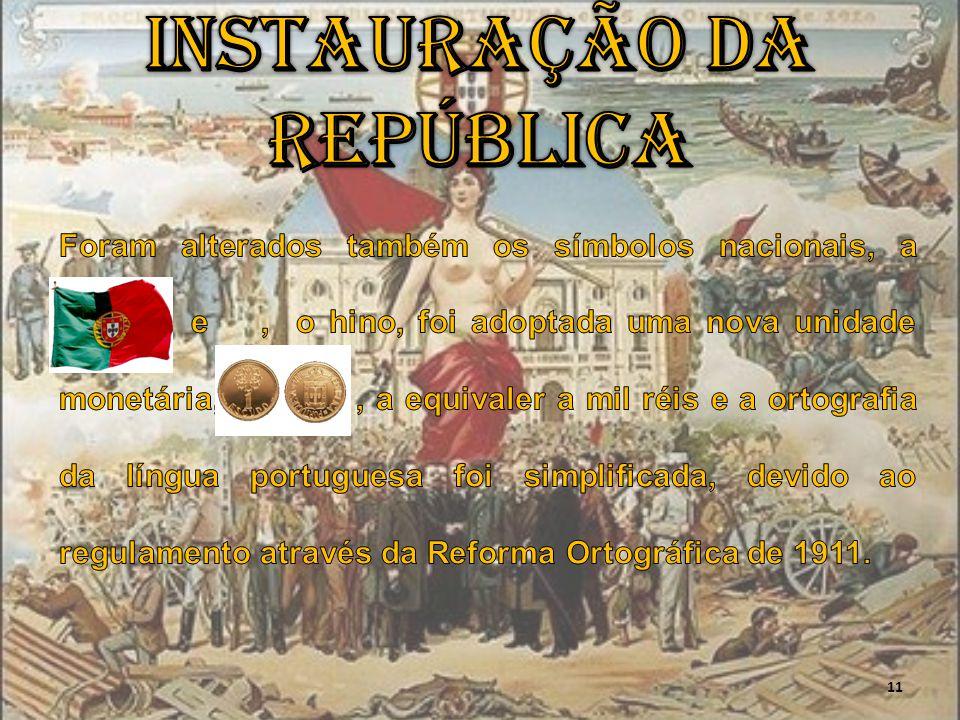 Instauração da República