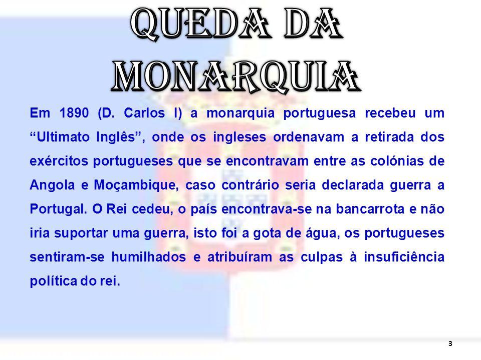Queda da Monarquia