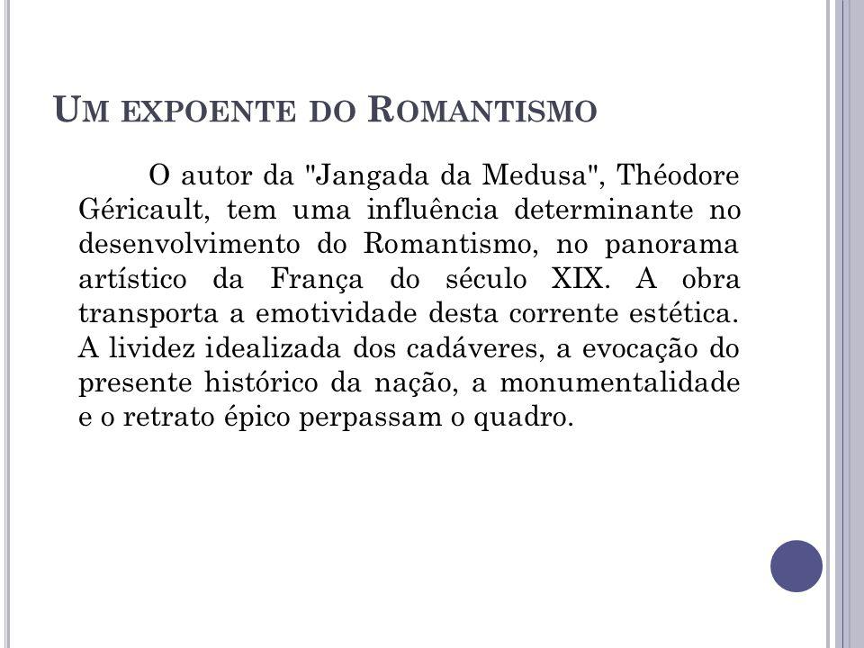 Um expoente do Romantismo