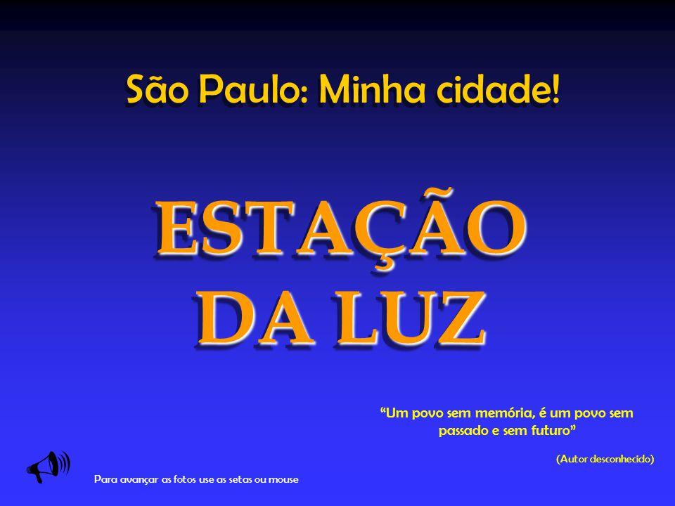 São Paulo: Minha cidade!