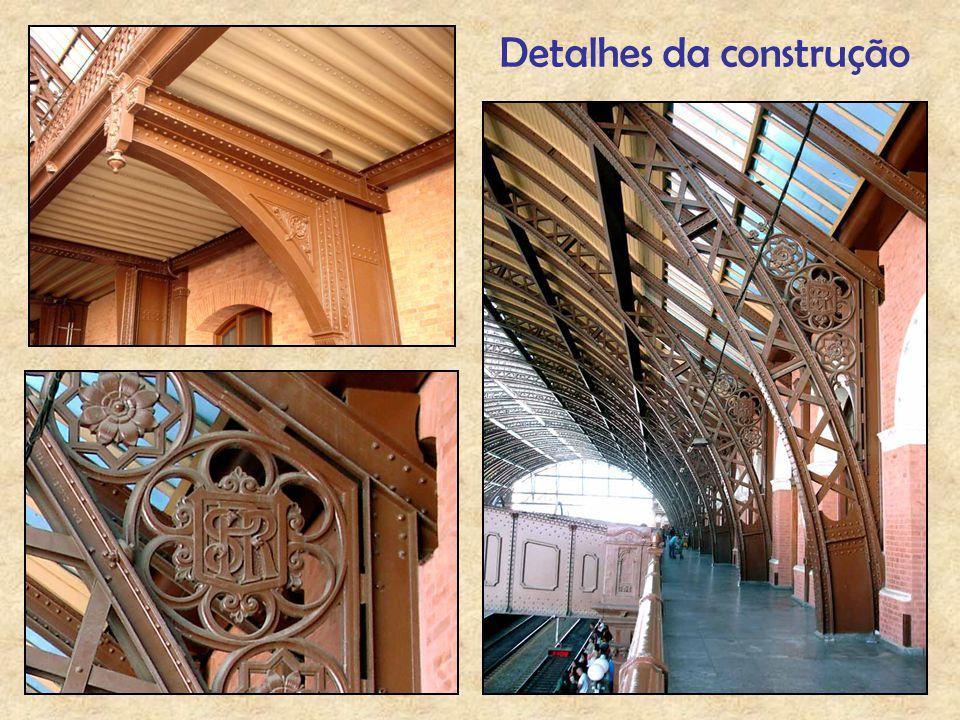 Detalhes da construção