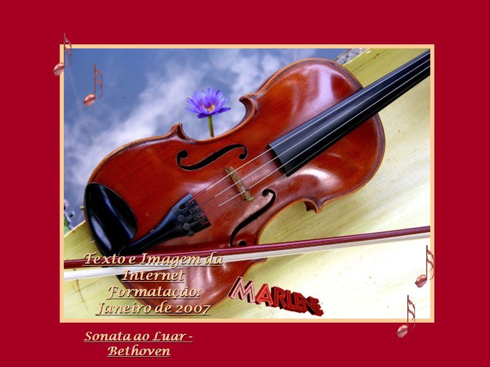 Texto e Imagem da Internet Sonata ao Luar - Bethoven