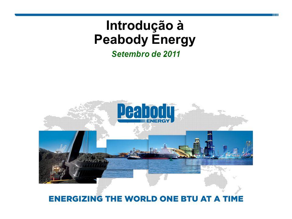 Introdução à Peabody Energy