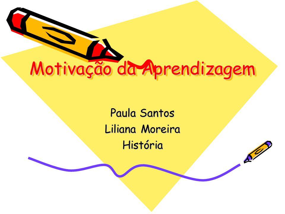 Motivação da Aprendizagem