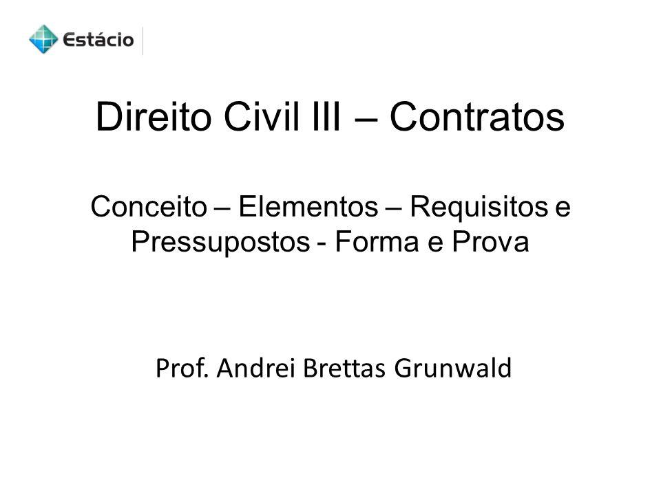 Prof. Andrei Brettas Grunwald