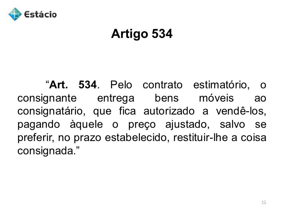 Artigo 534