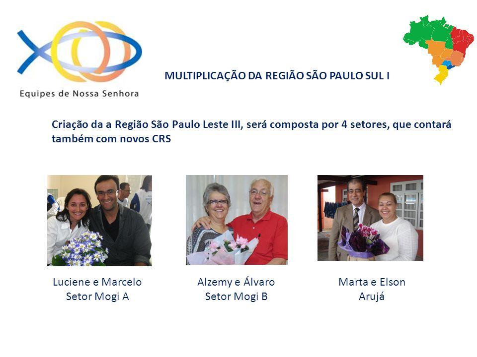 MULTIPLICAÇÃO DA REGIÃO SÃO PAULO SUL I