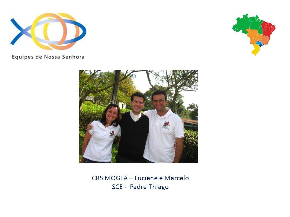 CRS MOGI A – Luciene e Marcelo