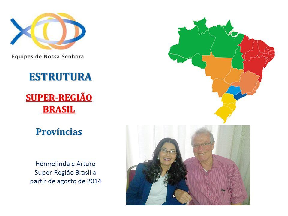 Super-Região Brasil a partir de agosto de 2014