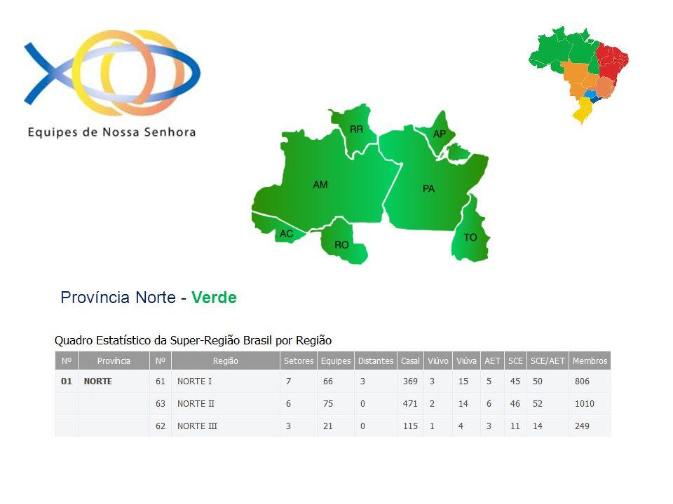 Província Norte - Verde