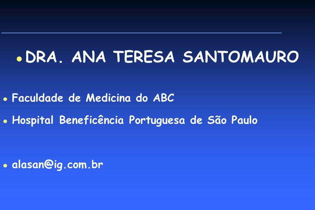DRA. ANA TERESA SANTOMAURO