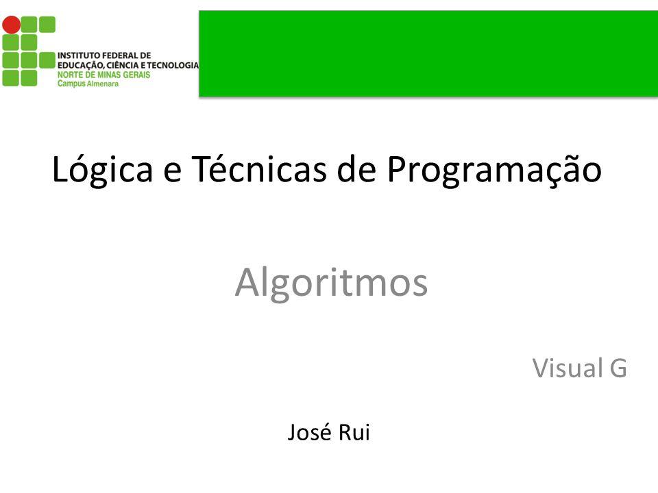 Lógica e Técnicas de Programação
