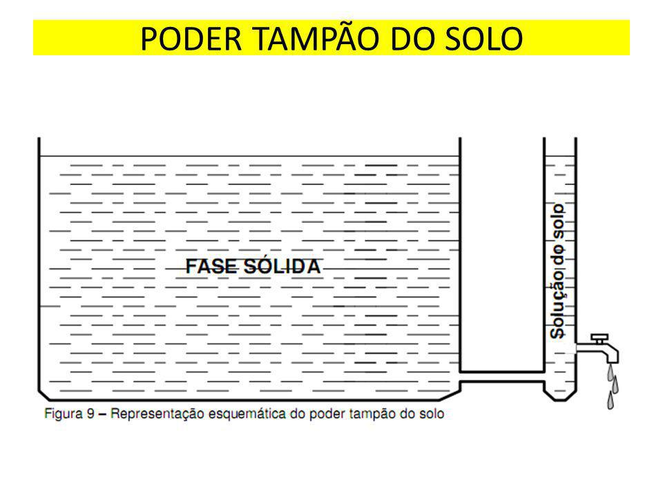 PODER TAMPÃO DO SOLO