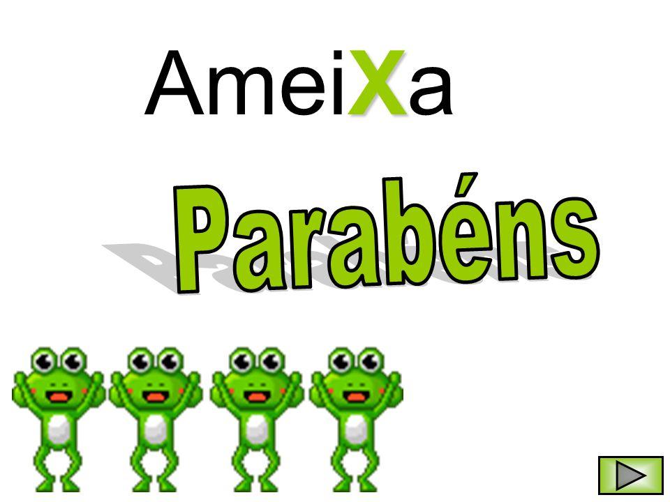 AmeiXa Parabéns