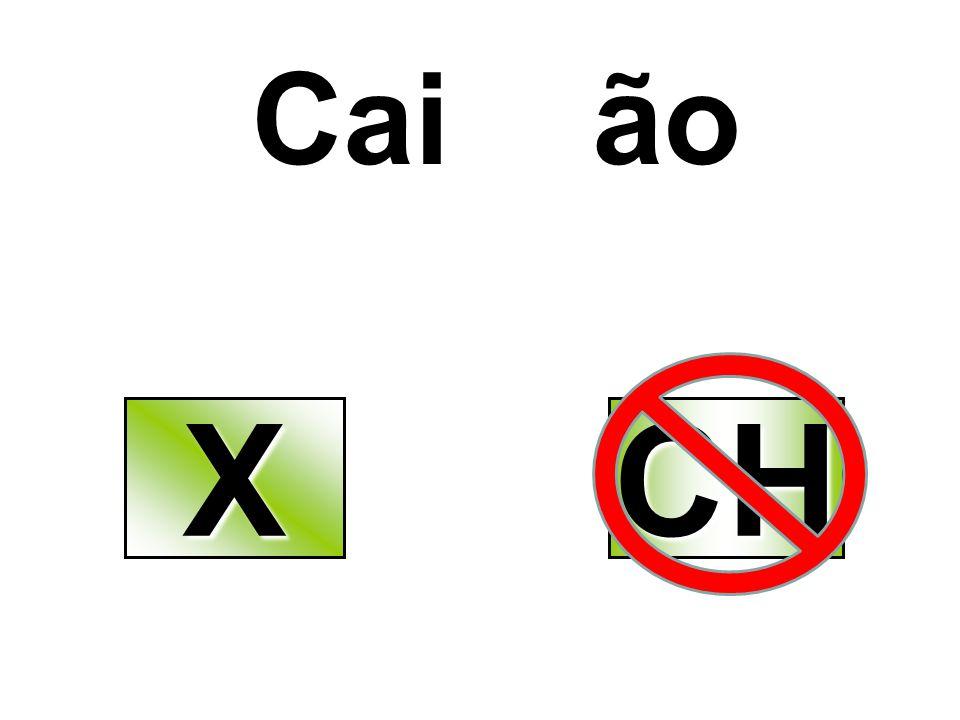 Cai ão X CH