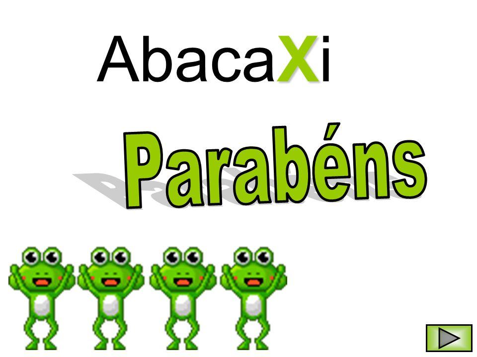 AbacaXi Parabéns
