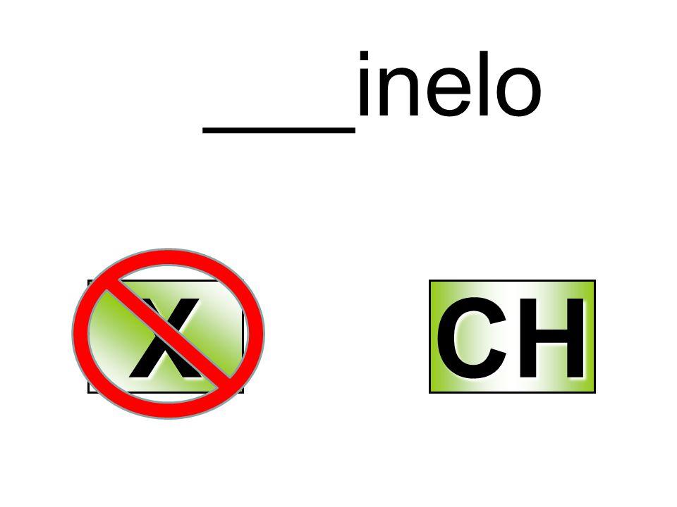 ___inelo X CH