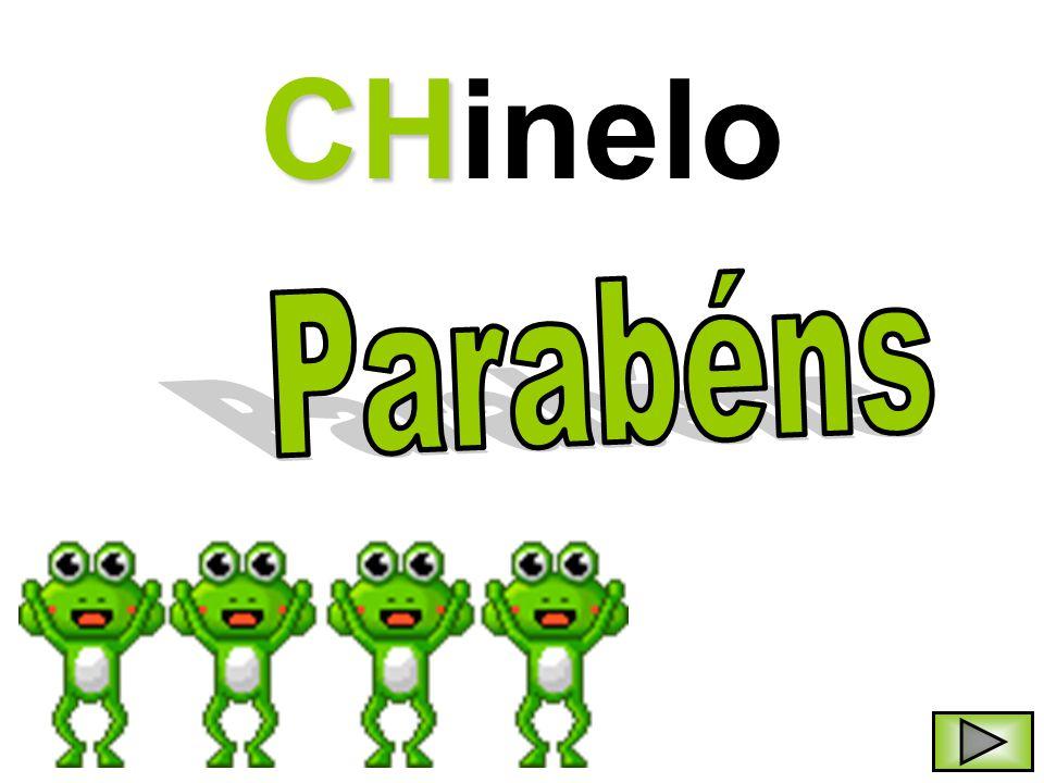 CHinelo Parabéns