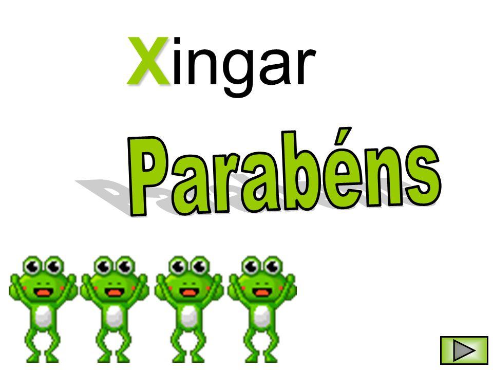 Xingar Parabéns