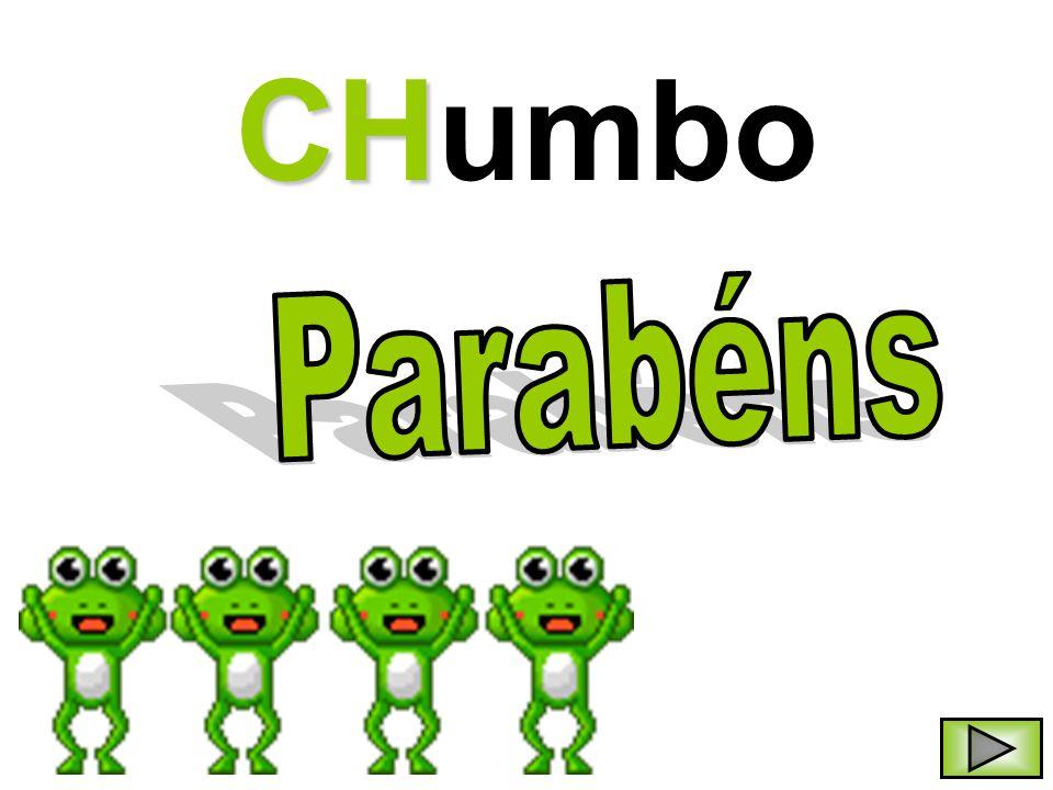 CHumbo Parabéns