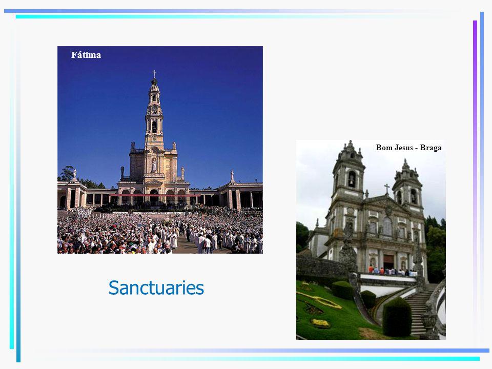 Fátima Bom Jesus - Braga Sanctuaries