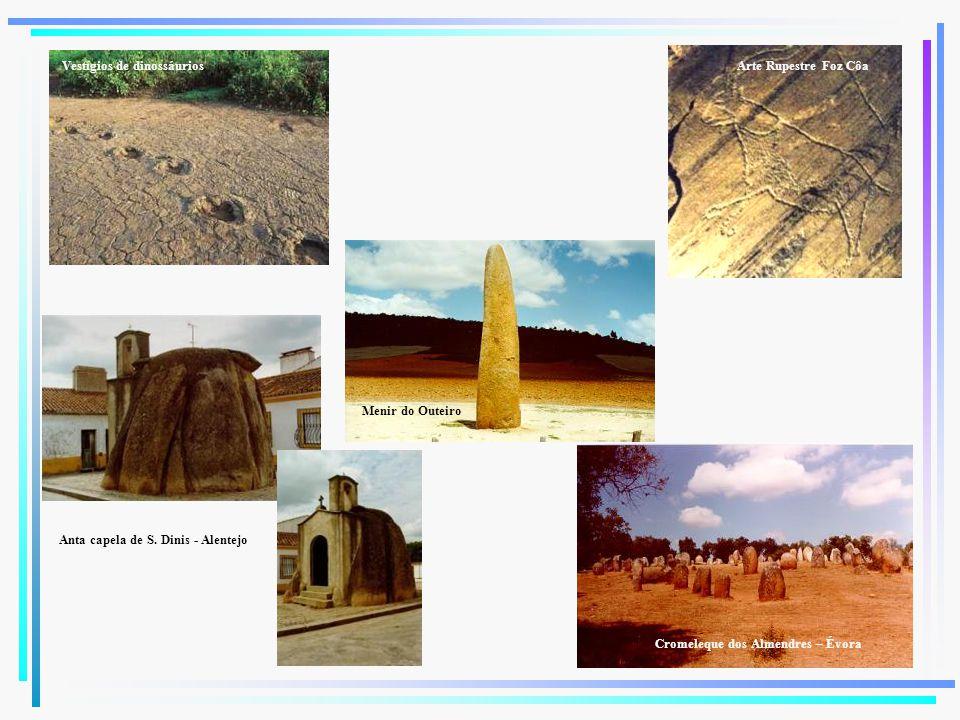 Vestígios de dinossáurios