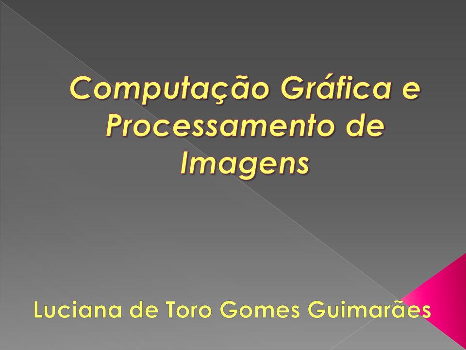 Computação Gráfica e Processamento de Imagens