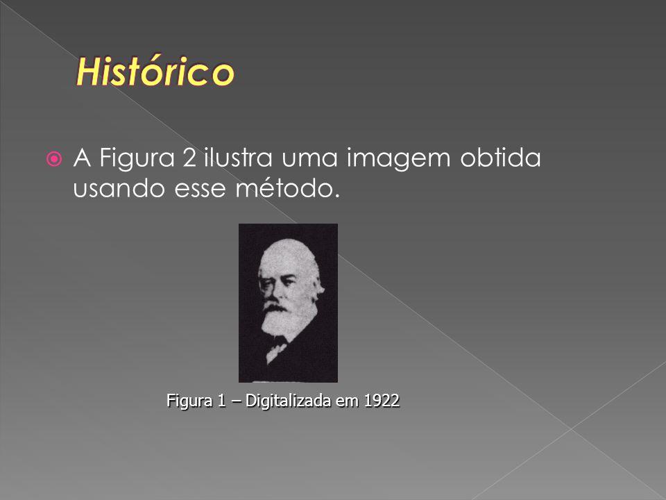 Histórico A Figura 2 ilustra uma imagem obtida usando esse método.