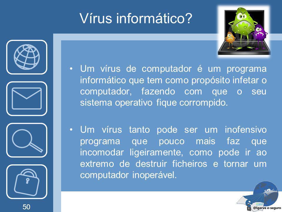 Vírus informático