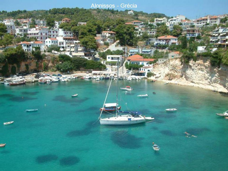 Alonissos - Grécia
