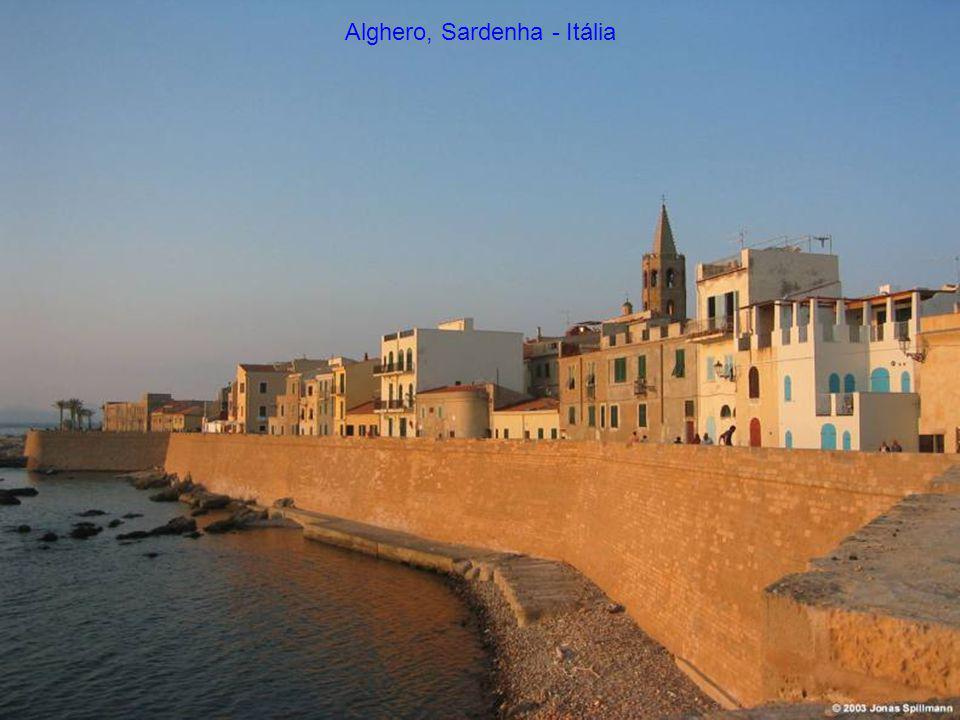 Alghero, Sardenha - Itália