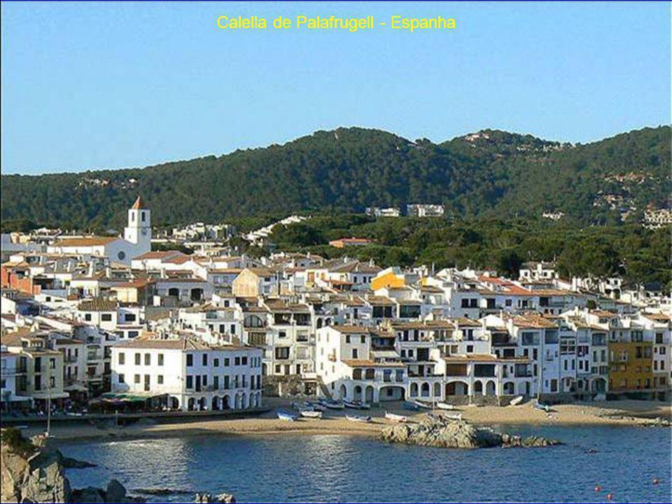 Calella de Palafrugell - Espanha