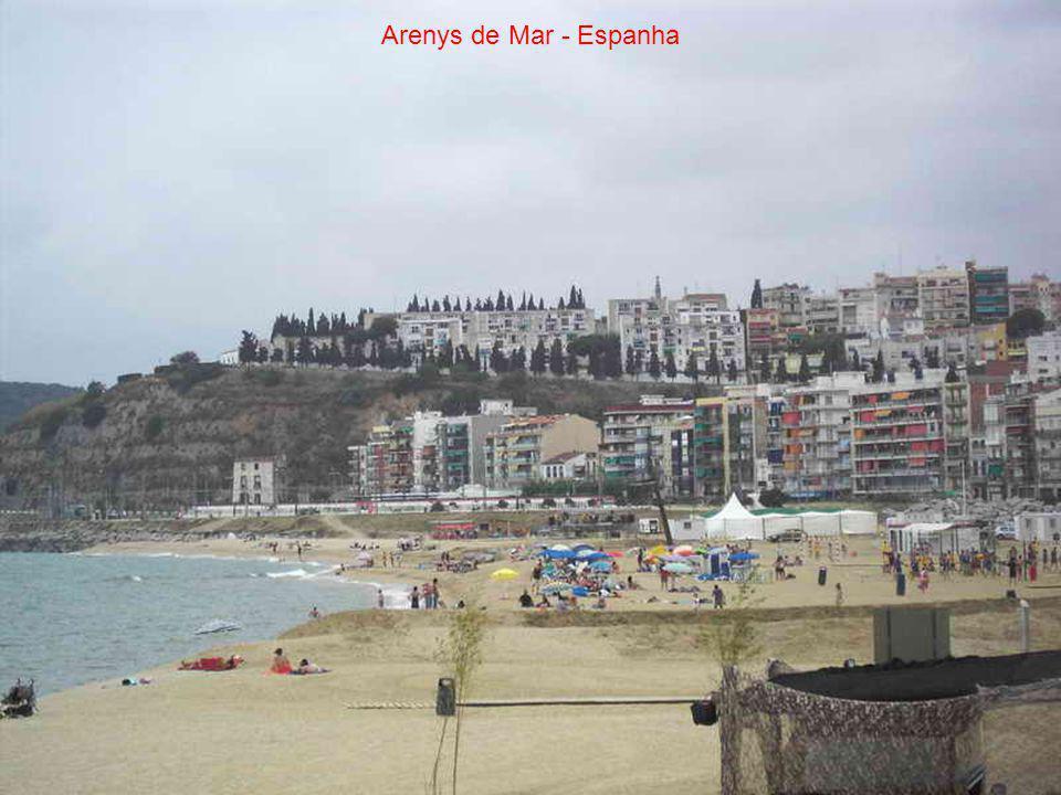 Arenys de Mar - Espanha