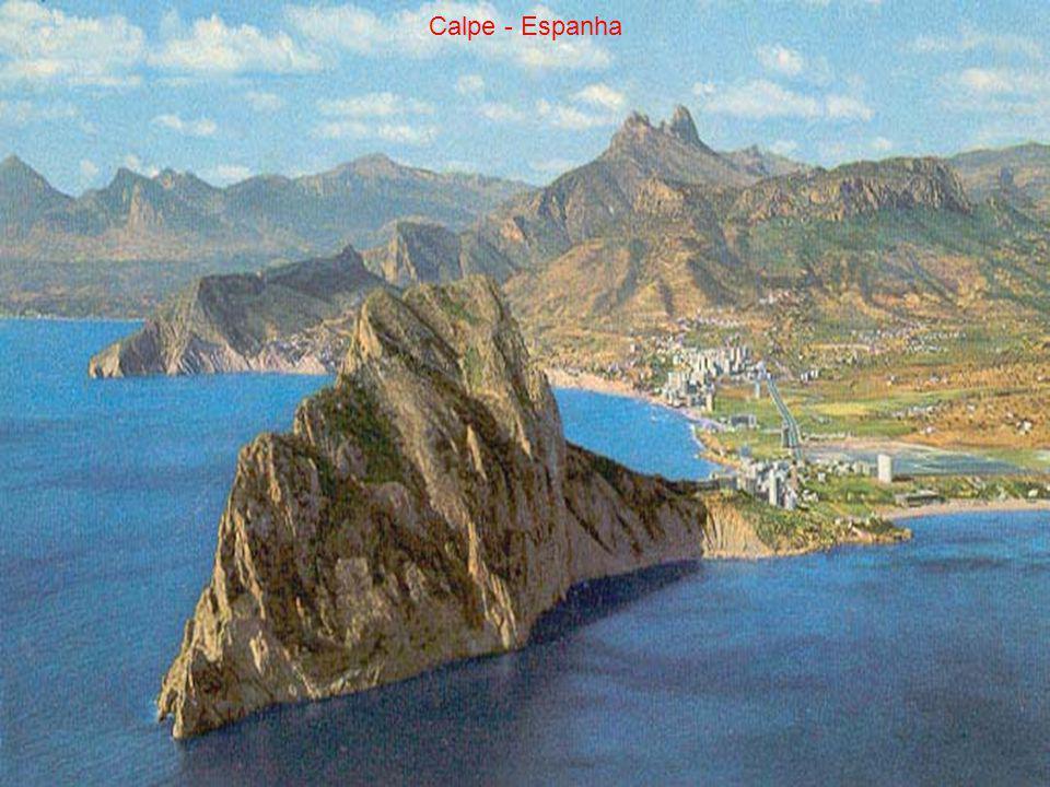 Calpe - Espanha