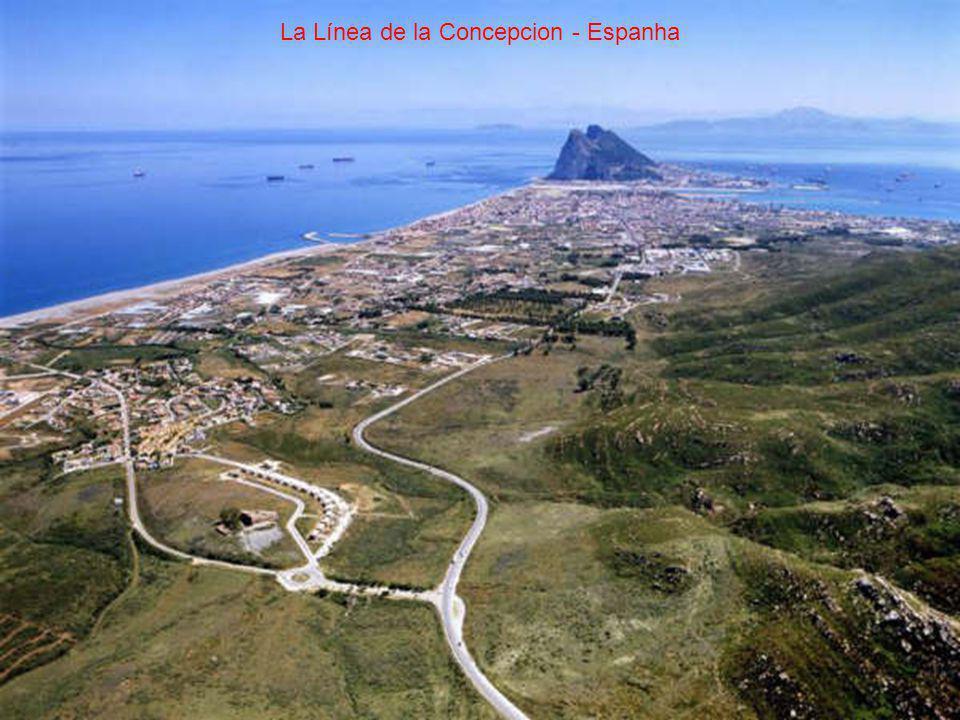 La Línea de la Concepcion - Espanha