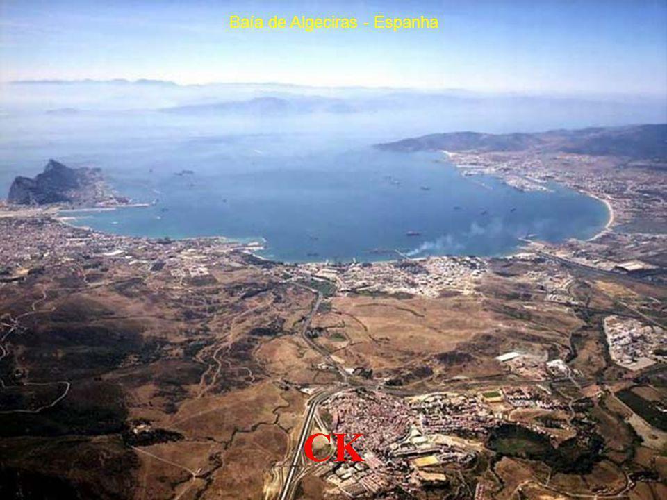 Baía de Algeciras - Espanha