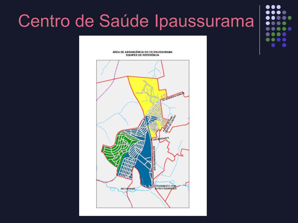 Centro de Saúde Ipaussurama