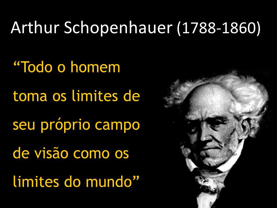 Arthur Schopenhauer (1788-1860)