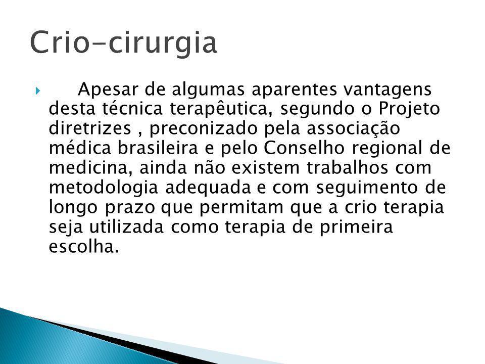 Crio-cirurgia