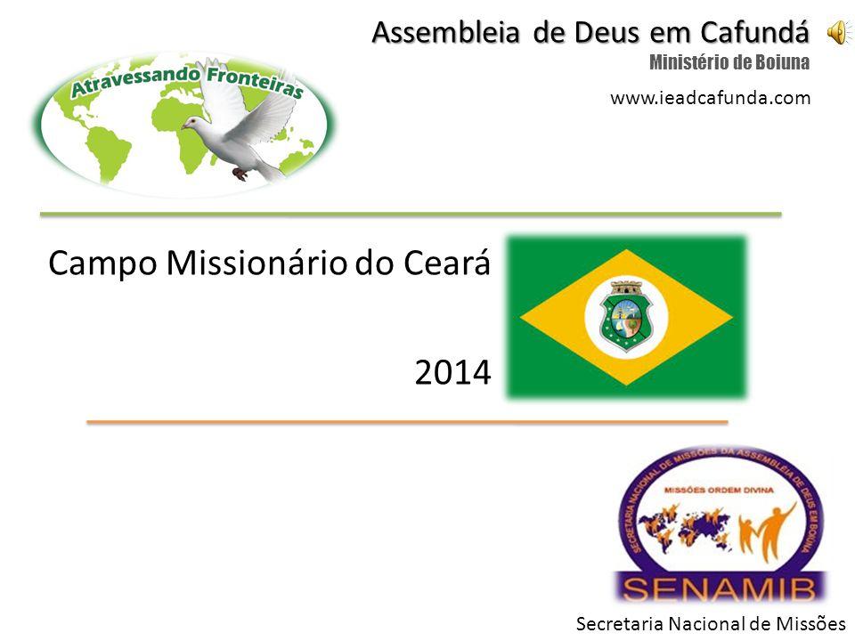Campo Missionário do Ceará 2014