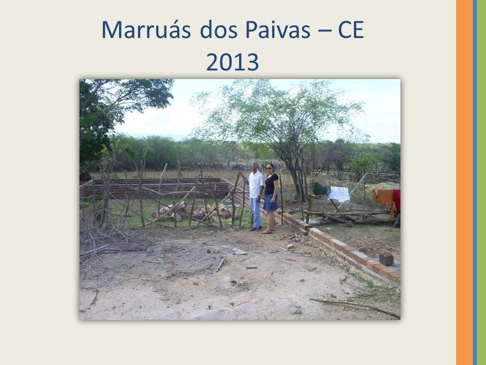 Marruás dos Paivas – CE 2013