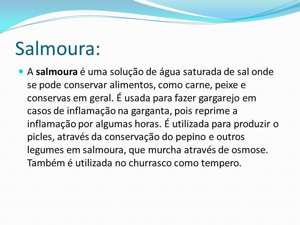 Salmoura: