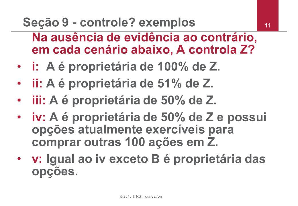 Seção 9 - controle exemplos