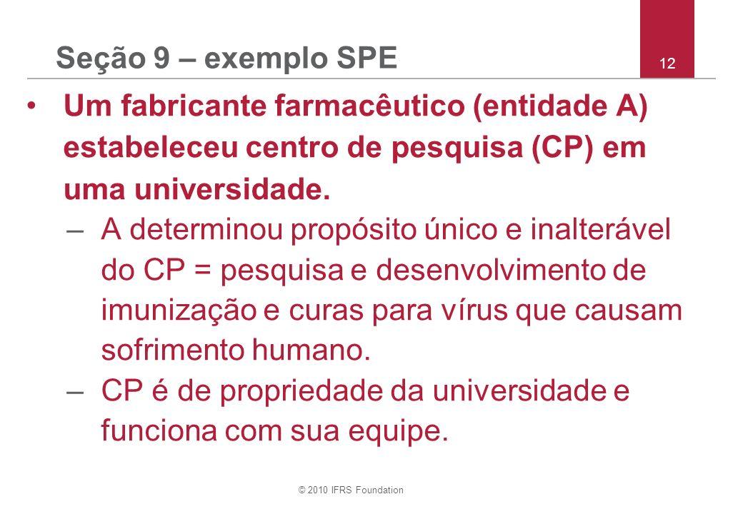 CP é de propriedade da universidade e funciona com sua equipe.
