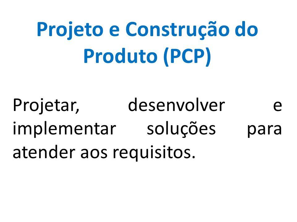 Projeto e Construção do Produto (PCP)