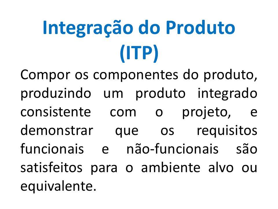 Integração do Produto (ITP)