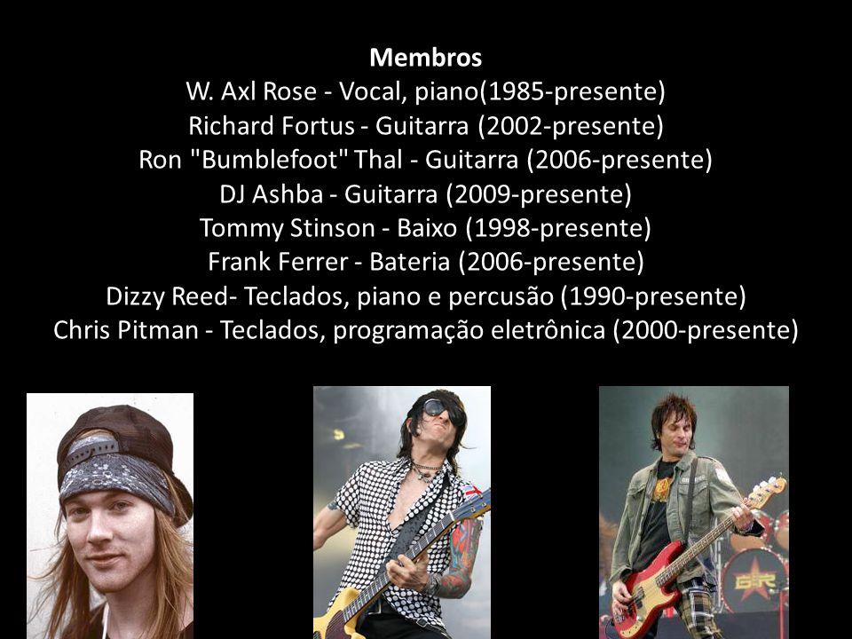 Membros W.