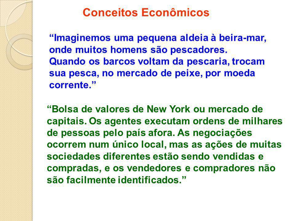 Conceitos Econômicos