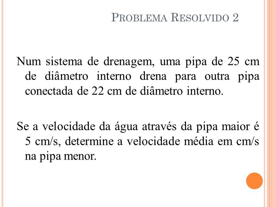 Problema Resolvido 2